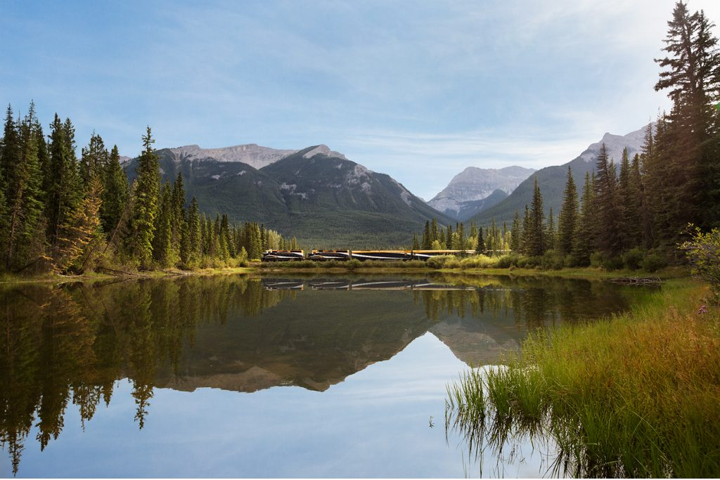 Rocky Mountaineer North America