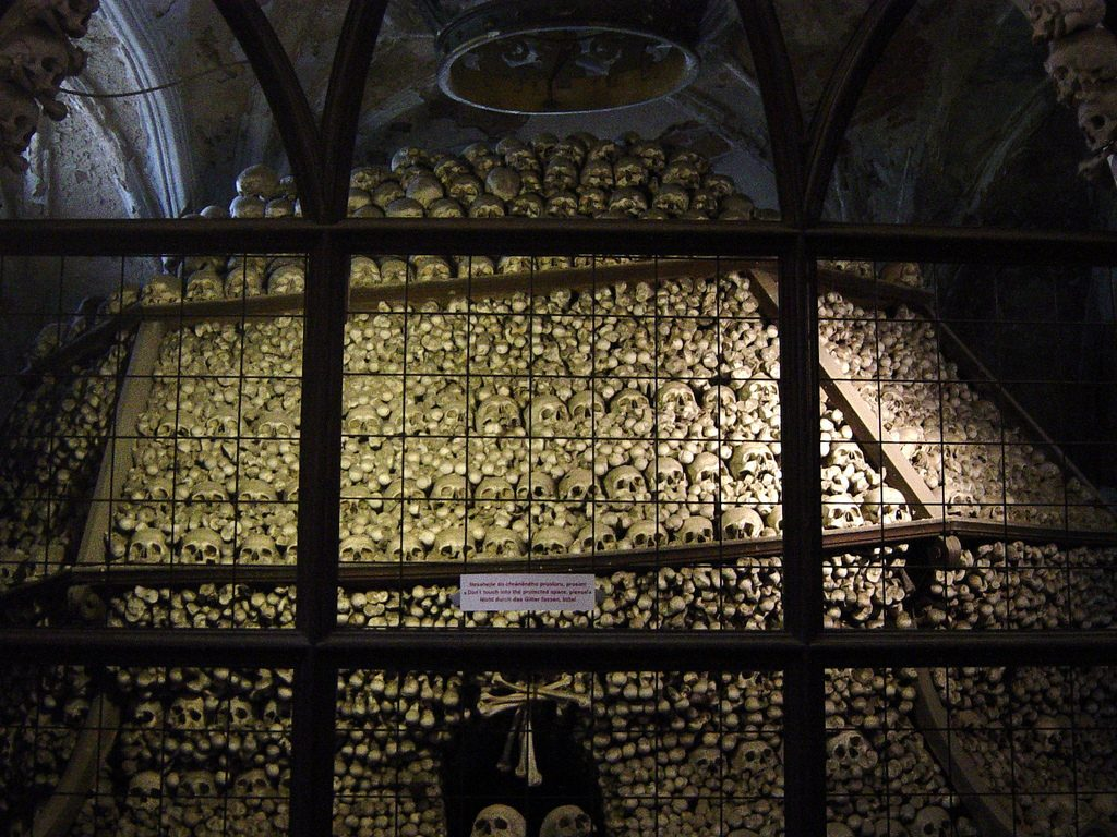 Sedlec Ossuary Czech Republic Church of Bones