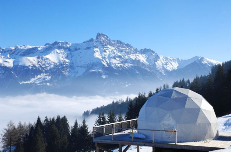 6 Unique Winter Hotels Across The World That Redefine Cool