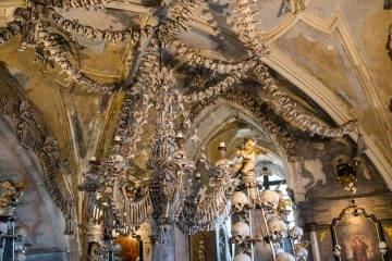 Bone church czech republic