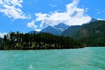 Lesser known national parks US: North Cascades National Park