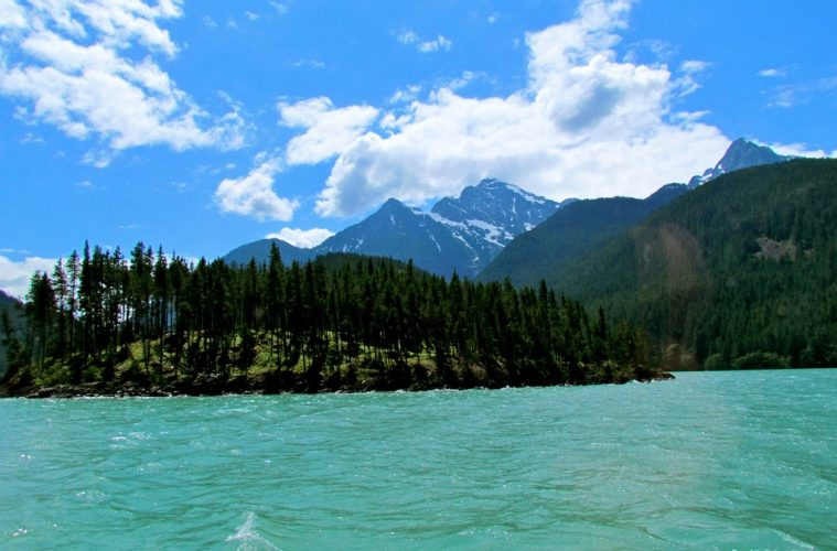 Lesser known national parks US: North Cascades National Park