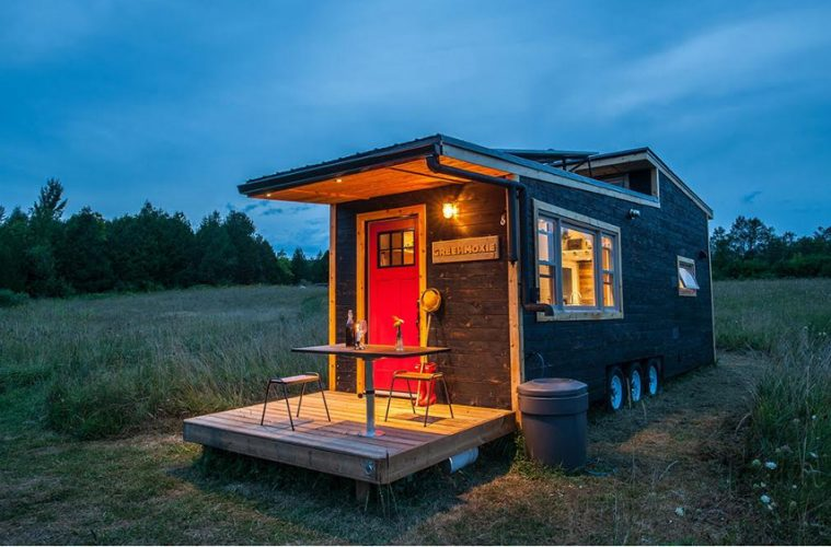 This Couple is Living Large in a Tiny House