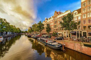netherlands - amsterdam travel