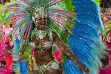 best carnivals - The Rio de Janeiro Carnival