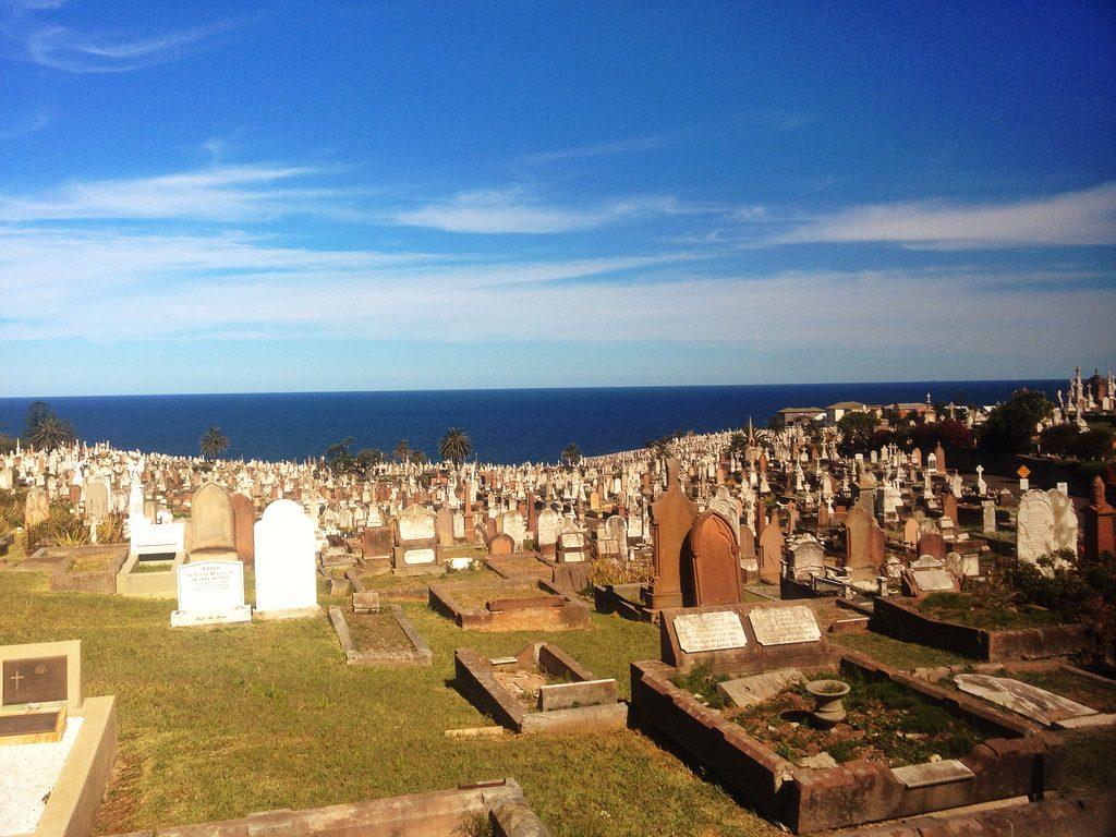 Waverley Cemetery Australia cemeteries