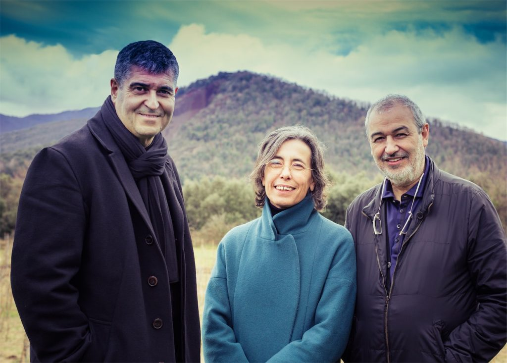 Rafael Aranda, Carme Pigem and Ramon Vilalta winners of the Pritzker Prize