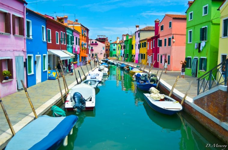 10 Most Colorful Cities Around The World You Must Visit