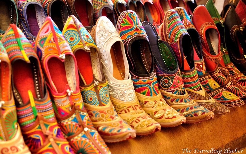 Jodhpur shoes