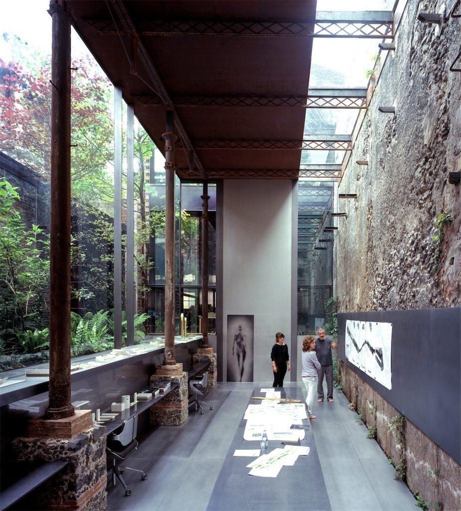 Barberí Laboratory 2008 Olot, Girona, Spain
