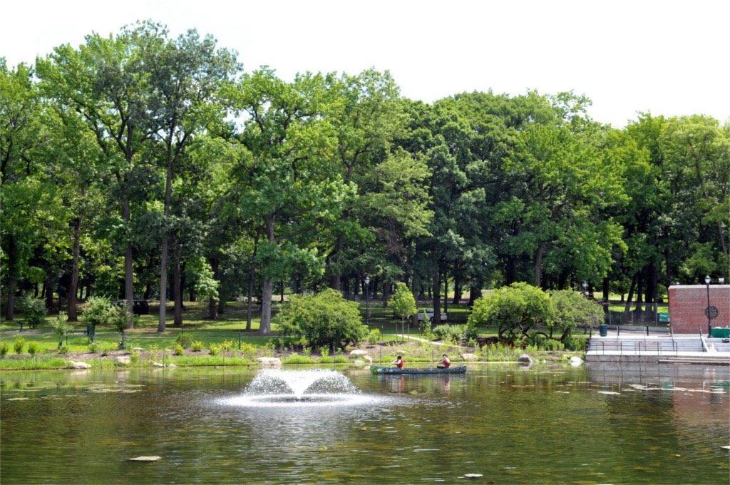 Crotona Park New York