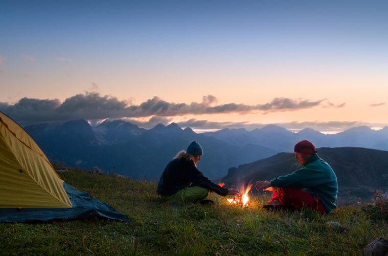 Joshua Lambert Outdoors camping essentials
