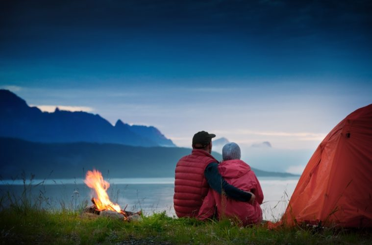 8 most romantic camping destinations in America