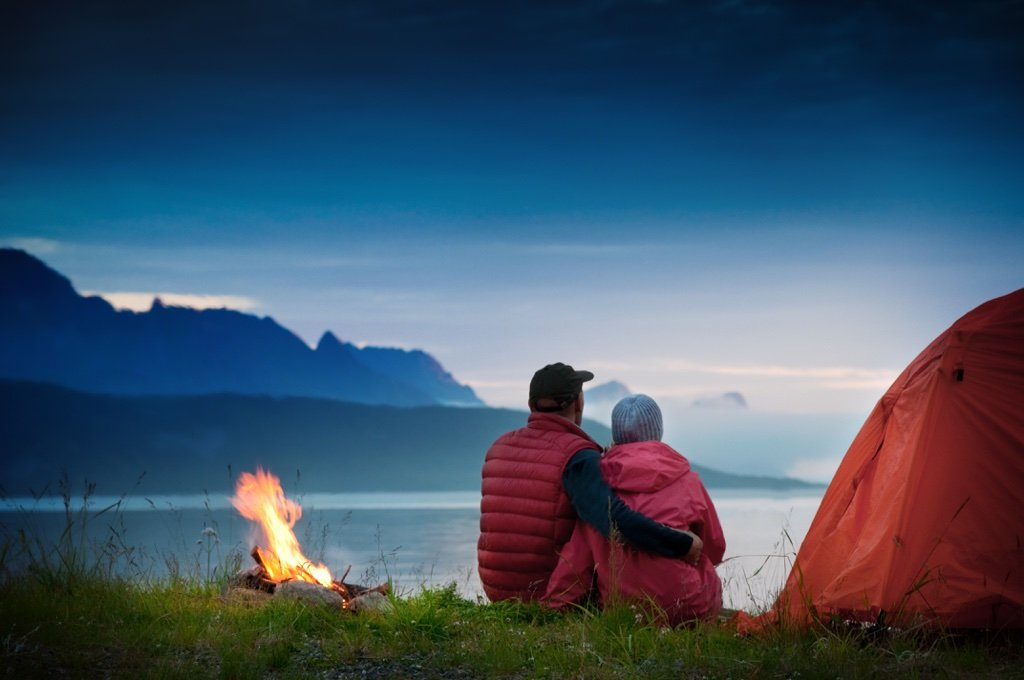 8 most romantic camping destinations in america for East coast destinations for couples