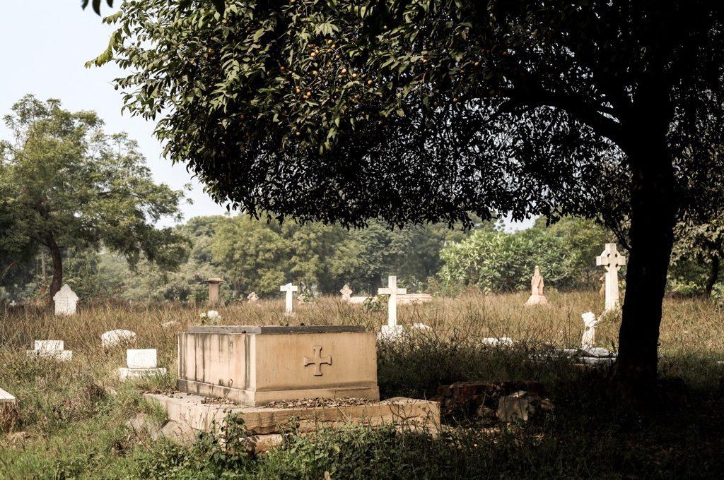 Vaydehi Khandelwal India cemeteries