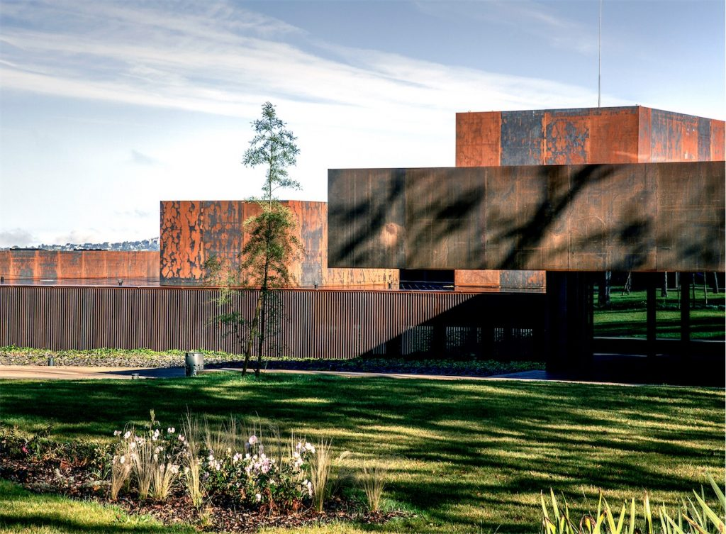 Soulages Museum 2014 Rodez, France