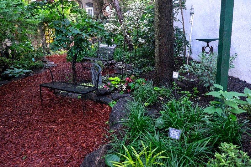7 Secret NYC Gardens You Must Visit