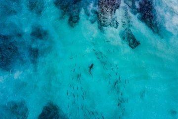 best drone photos western australia
