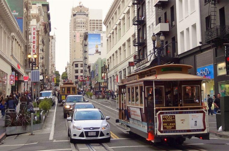 San Francisco vegan food