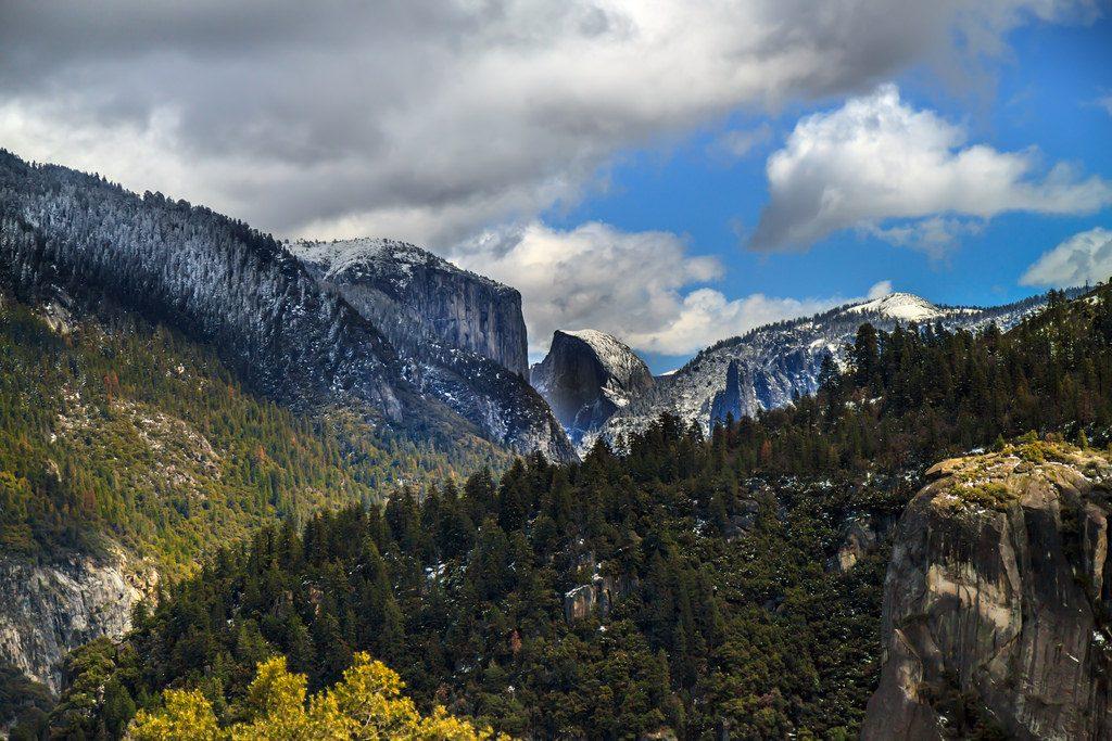 Yosemite National Park National Parks