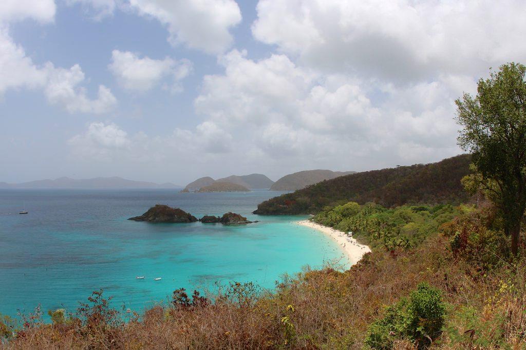 National Parks Virgin Islands National Park Trunk Bay, St. John, U.S. Virgin Islands