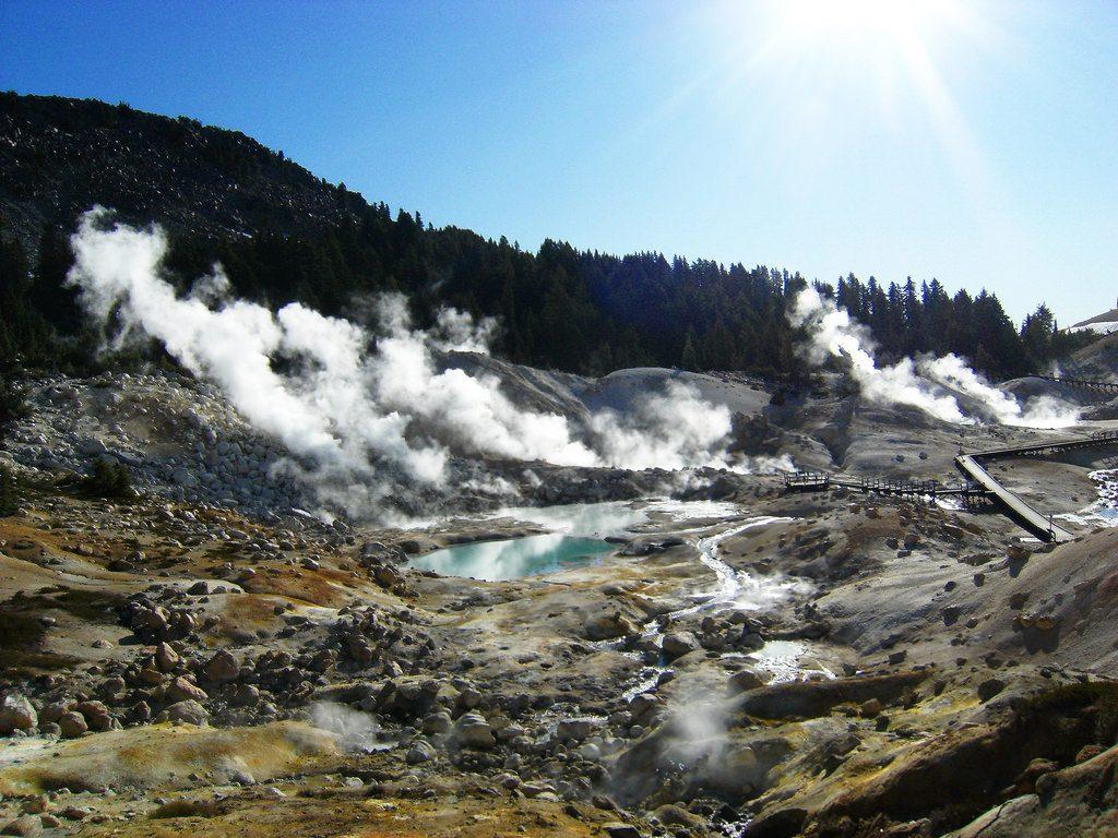 Lassen National Park national parks