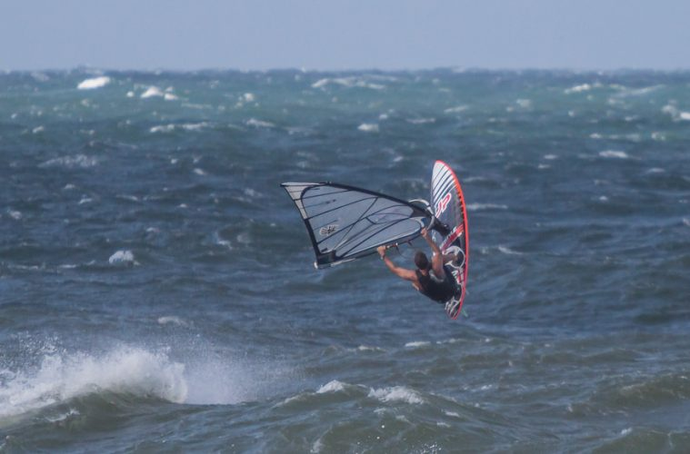 NY New York Outdoor Adventure Windsurfing
