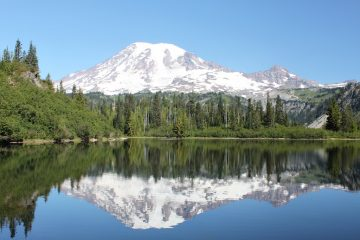 Mount Rainier National Park National Park Week