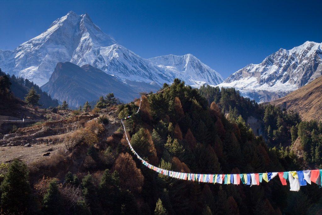 Nepal Manaslu Circuit