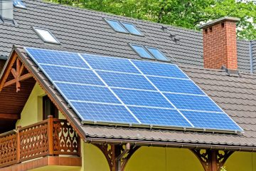 solar panels for your home reduce our carbon footprint