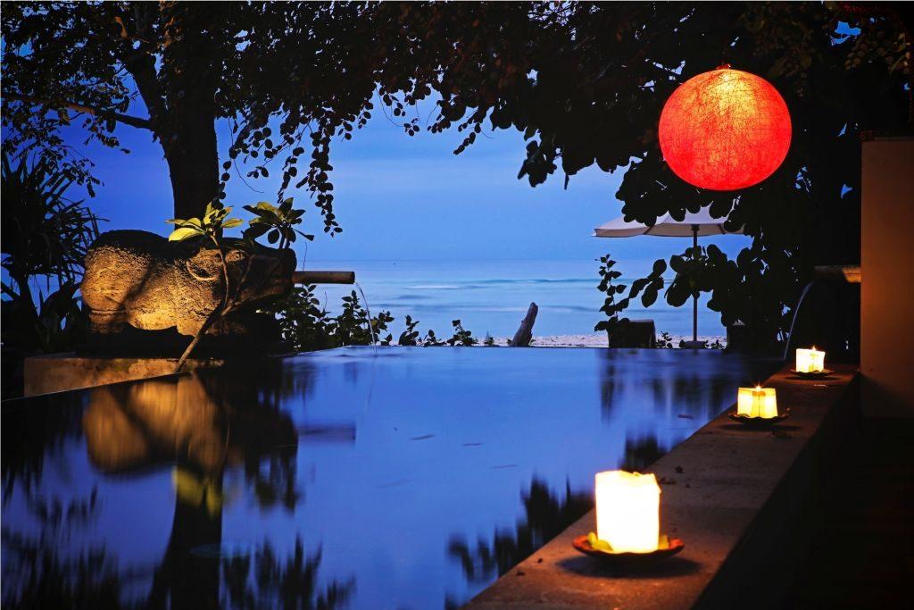 Tugu Lombok pool