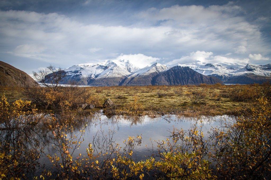 Vatnajökull, Iceland national parks