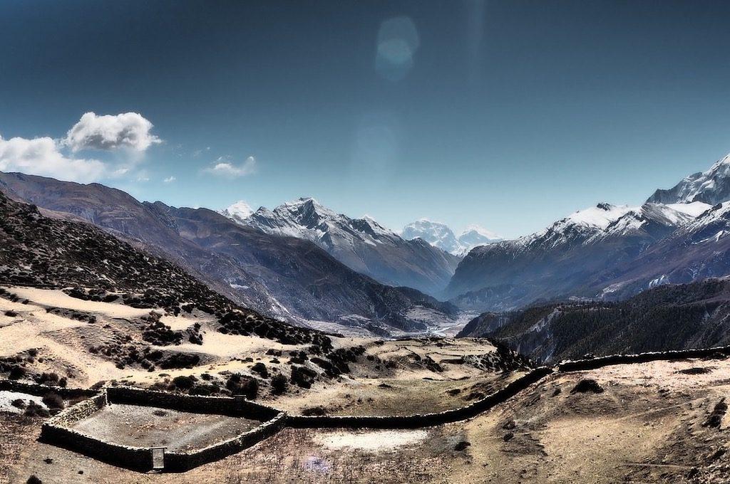 Asia Nepal treks Kim Dinan The Yellow Envelope