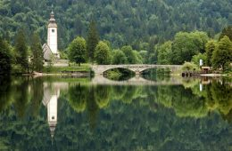 bohinj slovenia prettiest lakeside villages for your Europe vacation