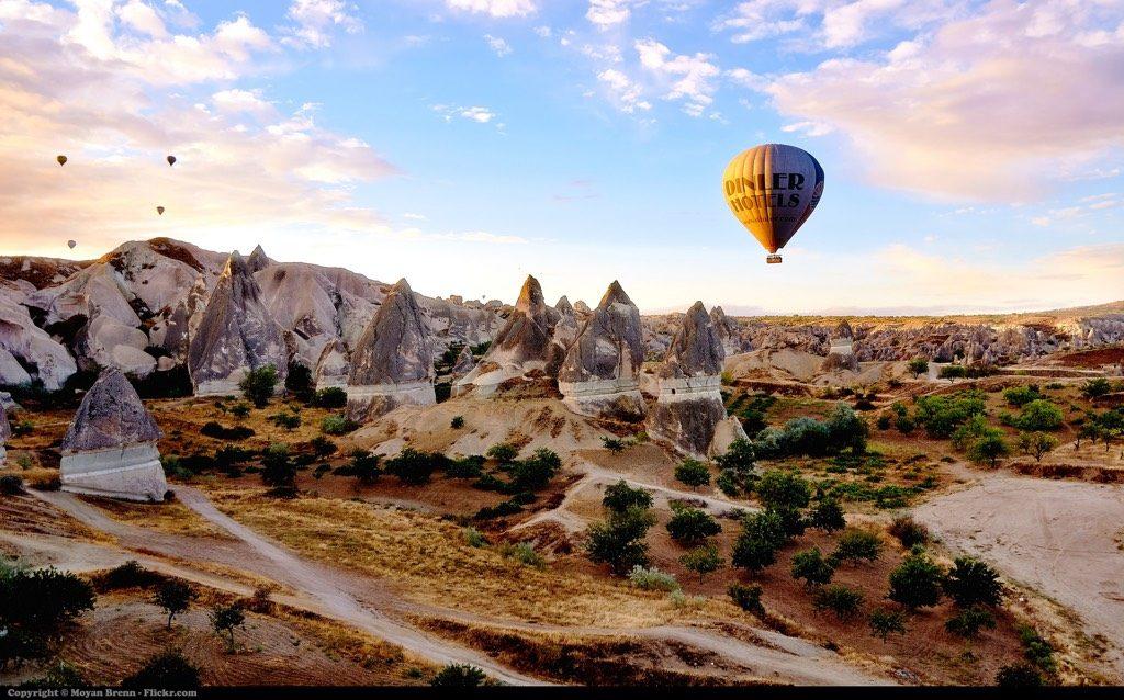 Goreme, Turkey national parks