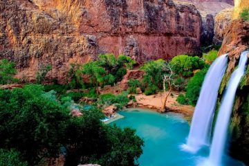 grand canyon summer getaway