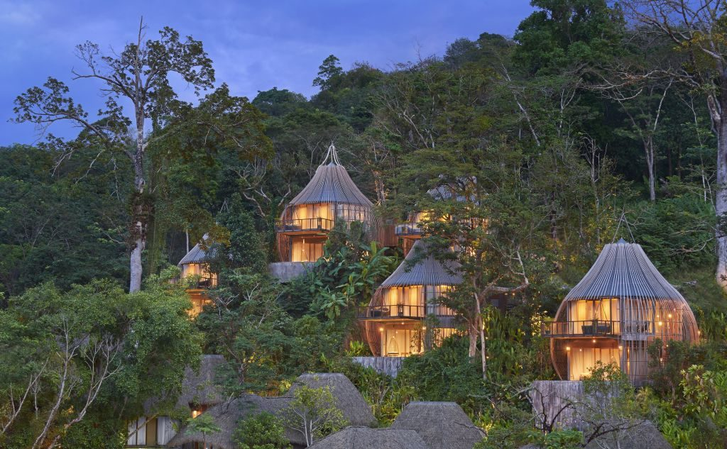 keemala Tree-Pool-Houses-Exterior thailand
