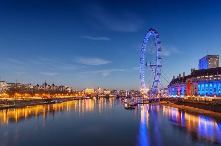 london-eye London Europe World's Best Cities 2019