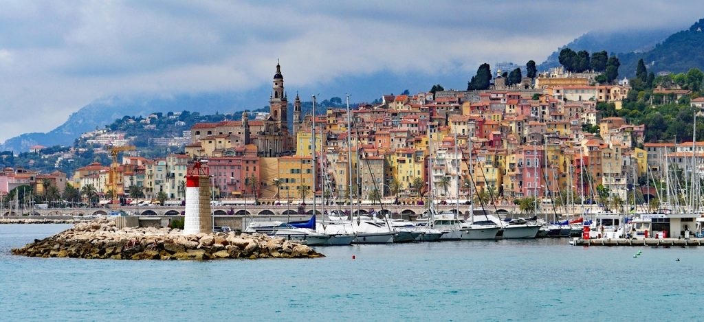 menton-france - lesser known Europe travel destinations outdoors