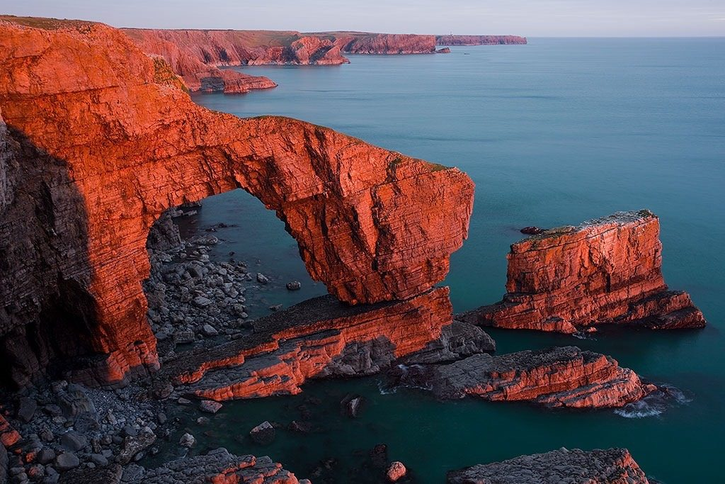 pembrokeshire, wales national parks