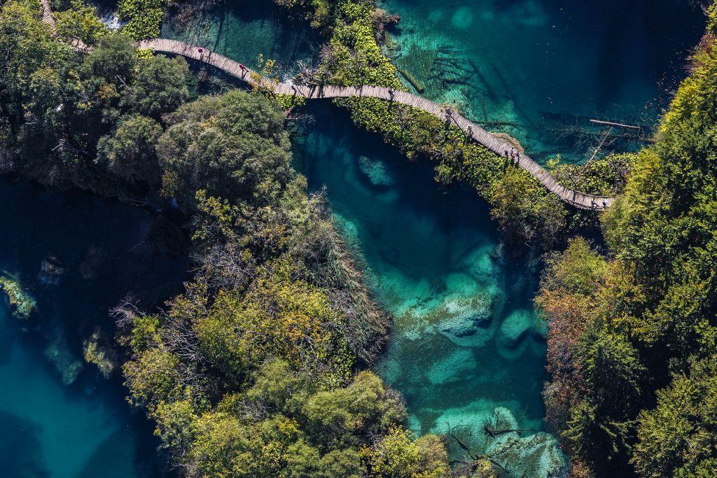 Plitvička jezera_Davor Rostuhar croatia Plitvice lakes
