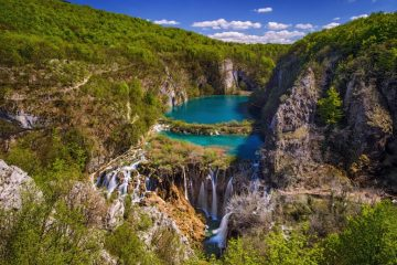 Plitvice Lakes. Photo: Aleksandar Gospic/Croatia tourism board. European national parks