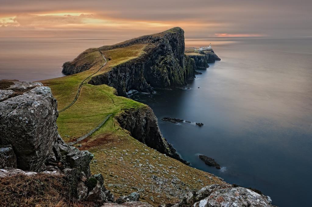Isle of Skye British Isles scotland travel