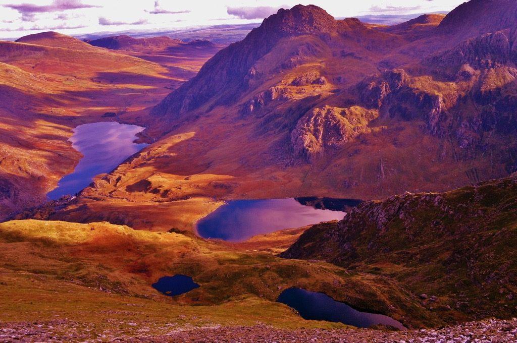snowdonia British Isles England United Kingdom