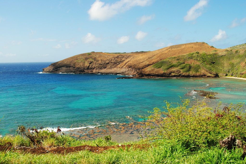 Best beaches in the U.S Hanauma Bay, Hawaii