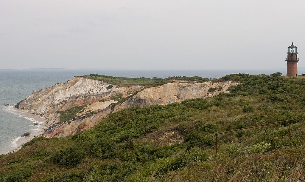 Aquinnah, Massachusetts Best beaches in the U.S
