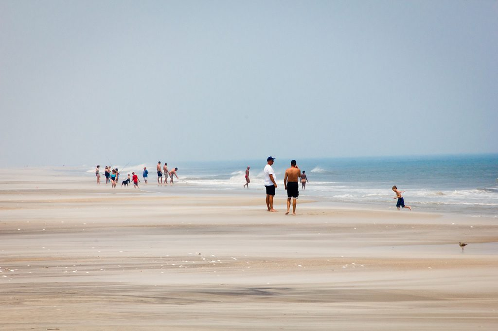 Best beaches in the U.S Cape Hatteras National Seashore, North Carolina