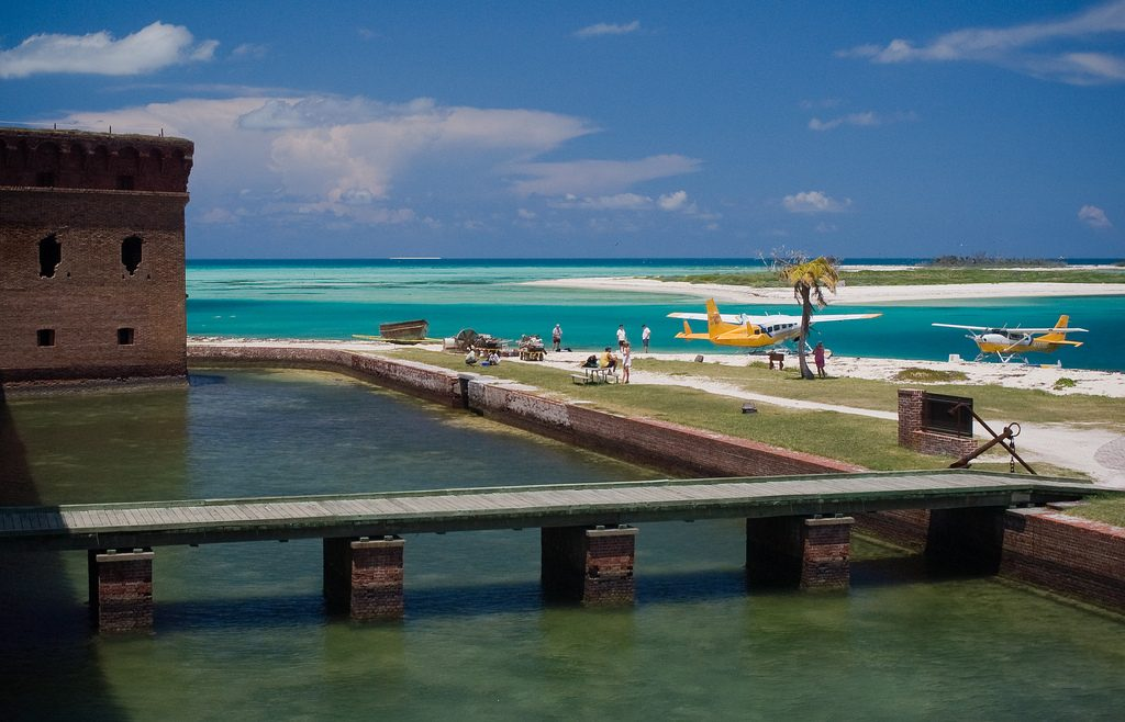 Best beaches in the U.S Dry Tortuga National Park, Florida