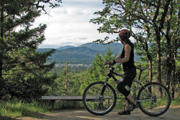 Bike paths north america