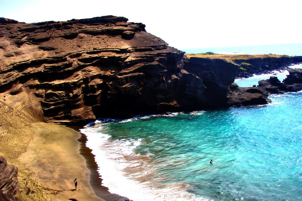 Best beaches in the U.S Papakolea Beach, Hawaii